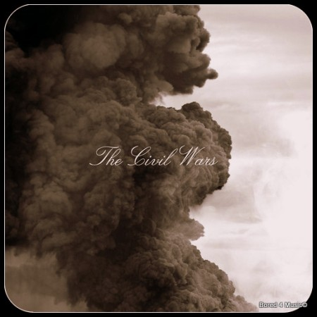 The Civil Wars - The Civil Wars Self Titled 2013 Album Cover Bored 4 Music