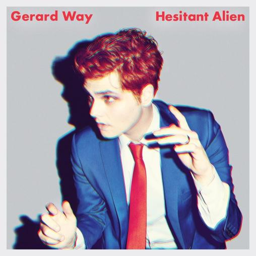Gerard-Way-Hesitant-Alien-2014-Album-Cover