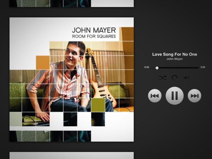 john-mayer-love-song-for-no-one-spotify-screengrab