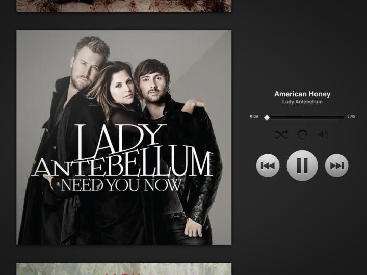 lady-antebellum-spotify-screengrab-american-honey