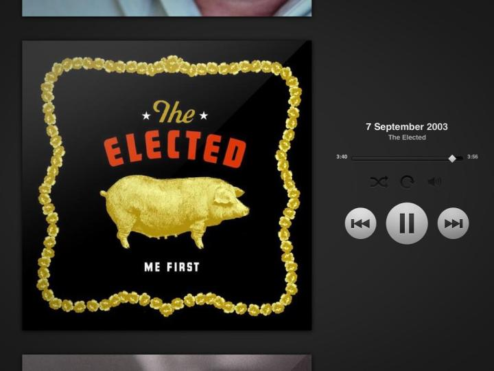 the-elected-7-September-2003-Spotify-Screengrab