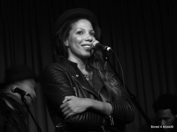 Gaela Brown at The Hotel Cafe 1