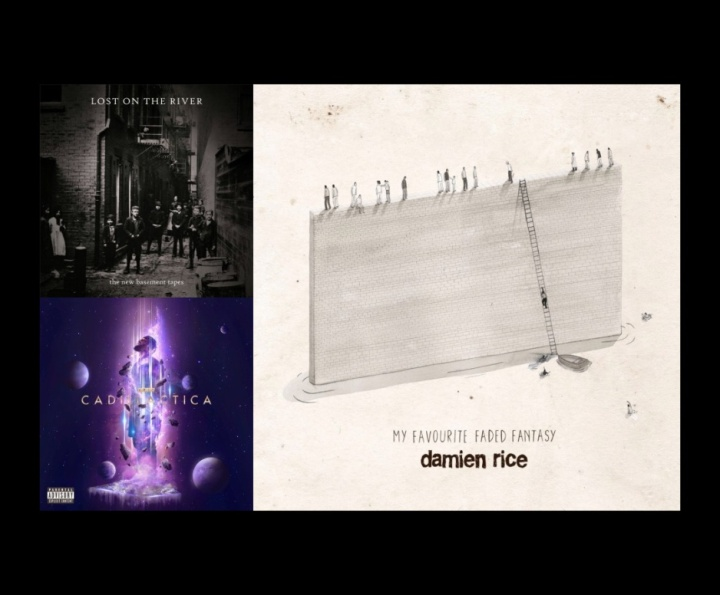 Albums of the week The New Basement Tapes Big KRIT and DAMIEN RICE