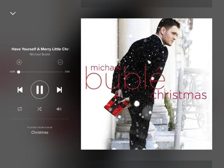michael_buble_have_yourself_a_merry_little_christmas_spotify_screenshot