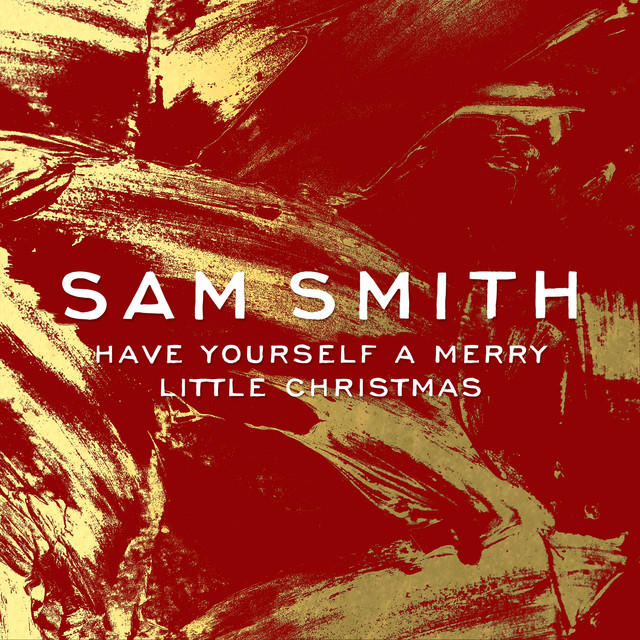 sam-smith-Have Yourself A Merry Little Christmas-single art-cover