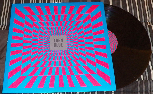 The Black Keys Turn Blue Vinyl