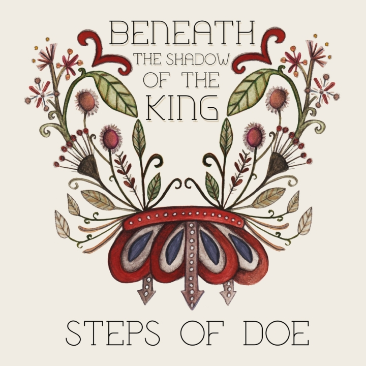 Beneath-The-Shadow-Of-The-King-Steps-of-Doe-single-cover