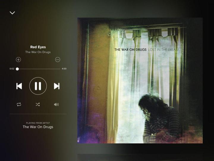 The-War-On-Drugs-Red-Eyes-Spotify-Screengrab