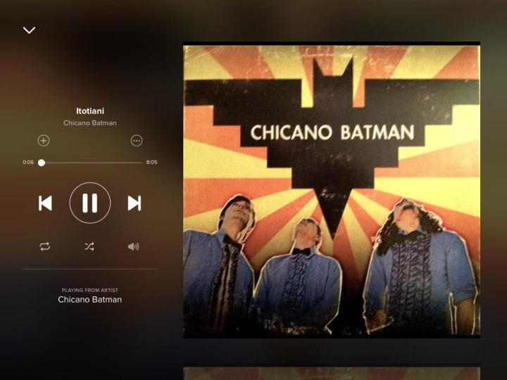 chicano-batman-itotiani-spotify-screengrab