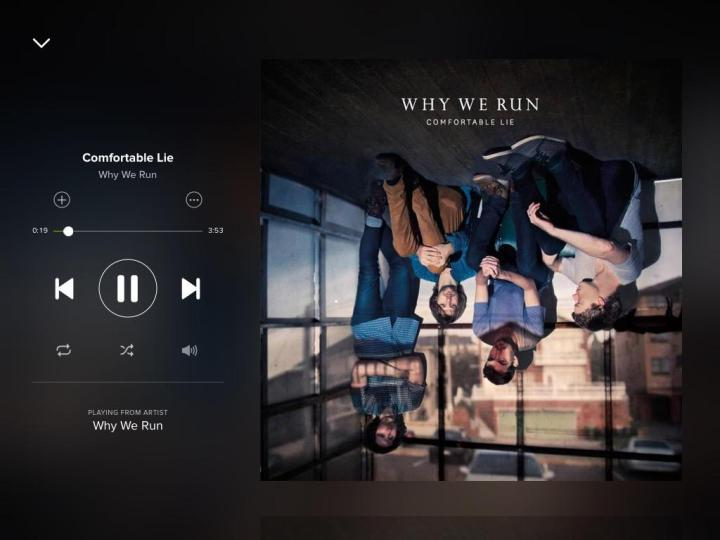 why-we-run-comfortable-lie-spotify-scrreengran