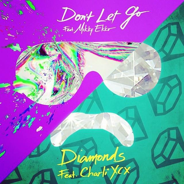 Dont-Let-Go-Mikky-Ekko-Diamonds-Charli XCX-Giorgio-Moroder-single-cover