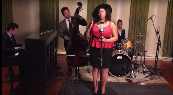 Boulevard of Broken Dreams by Postmodern Jukebox-Maiya Sykes