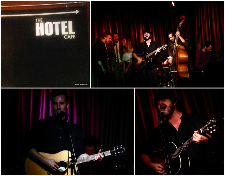 Cary Brothers & Sleeping Wolf @ The Hotel Cafe (02/05/16)
