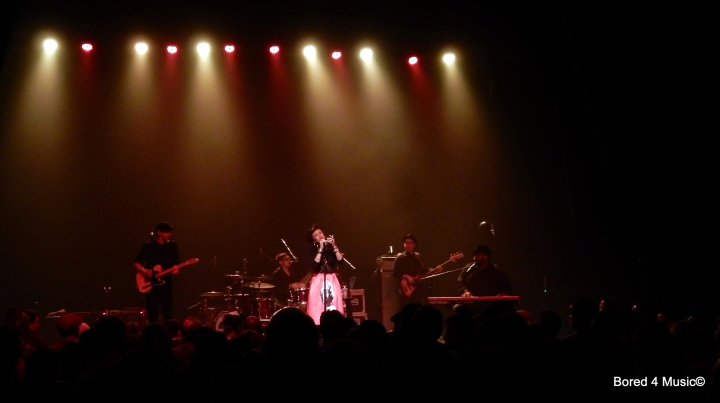ANDRA DAY AT THE FONDA (12/04/15)
